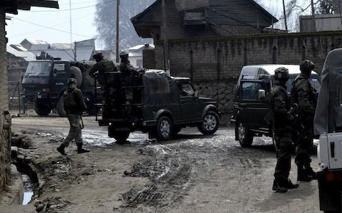 Two militants killed, another arrested after gun battle in Kashmir's Shopian